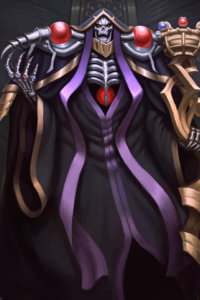 Ainz Ool Gown